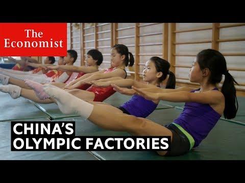 Xxx Mp4 Look Inside China's Secretive Olympic Training Camps The Economist 3gp Sex