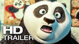 KUNG FU PANDA 3 Trailer German Deutsch (2016)