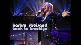 "Barbra Streisand - ""Back to Brooklyn"" : Jule Styne Medley"