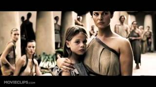This is Sparta! Scene - 300 Movie