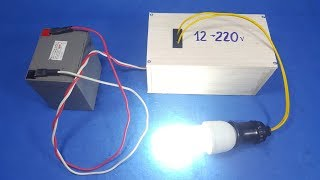 How to Make Simple Inverter at Home