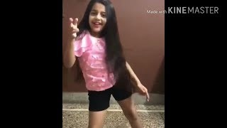 Daru badnaam karti song dance little girl    By Apna Channel