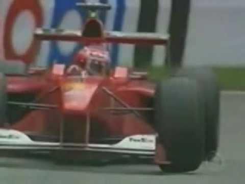 Rubens Barrichello Vence Gp da Alemanha 2000