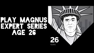 Play Magnus - Expert - Stockfish Beating 26 y/o Magnus