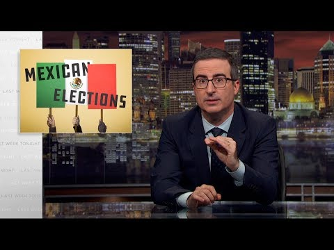 Xxx Mp4 Mexican Elections Last Week Tonight With John Oliver HBO 3gp Sex