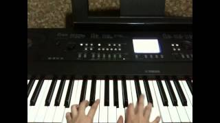 Bimbang (Ost AADC) - Piano Tutorial So EASY (Interlude 2 and Ending part)
