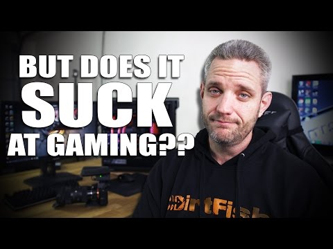 Does Ryzen 7 REALLY suck for gamers