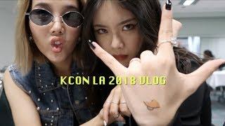KCON Weekend in LA 💖