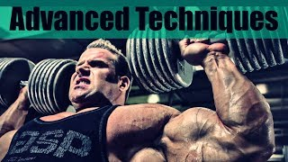 What Are Superset | Dropset | Giantset | Partial Reps | Forced Reps | Negative Reps ?? [HINDI]