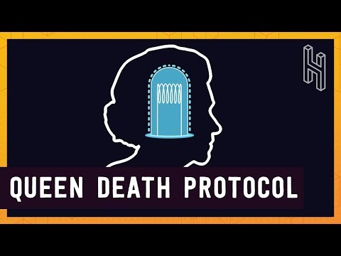 The Secret Protocol for When the Queen Dies