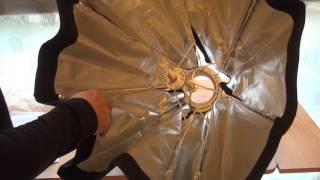 Unboxing: Octobox/Octagonal Phot-R  80cm P-80BW Profissional