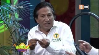 Habla Bien - Alejandro Toledo - 28/02/2016