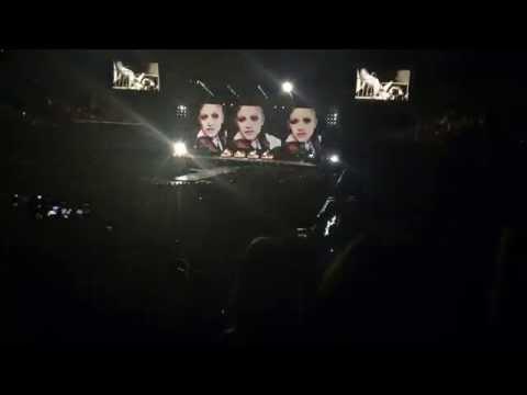 S.E.X (interlude ) / Living for Love  - Rebel Heart Tour Antwerp - 28/11/15