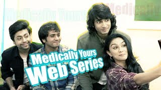 Shantanu Maheshwari And Co Star Share Their Experience Of Medically Yourrs With Telly Bytes