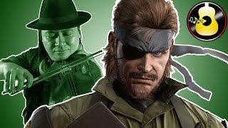 Metal Gear Solid Medley - Saga/Main Theme/Peacewalker (Electric Violin/Guitar Cover/Remix) || SPG