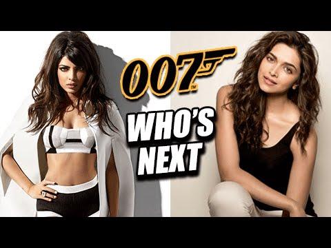 Xxx Mp4 Priyanka Chopra Vs Deepika Padukone Who Will Be The Next Bond Girl 3gp Sex