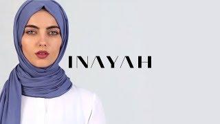 INAYAH | 3 HIJAB TUTORIALS FOR SUMMER