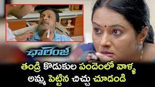 Jai Mother Creates Disturbance Between Jai and His Father - Challenge Latest Movie Scenes