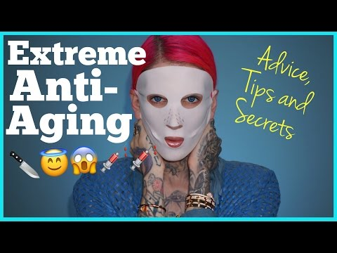 THE TRUTH ABOUT MY EXTREME ANTI AGING Advice Tips & Secrets