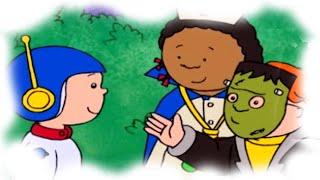 Funny Animated cartoon    Caillou Loves Halloween   WATCH CARTOON ONLINE   Cartoon for Children