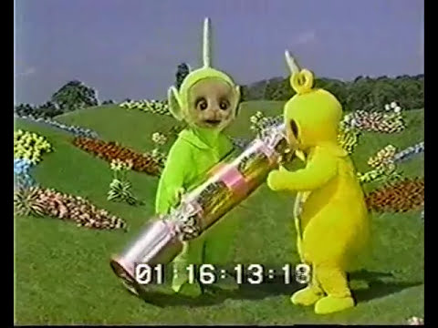 Teletubbies Latino