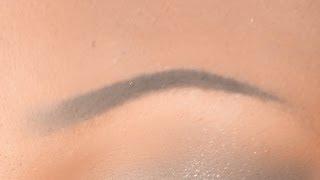 Eyebrow Tutorial for Little hair to No hair Eyebrows