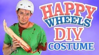 DIY Happy Wheels Costume