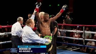 CES Boxing: Jimmy Williams Vs Issouf Kinda - WBC USNBC Title