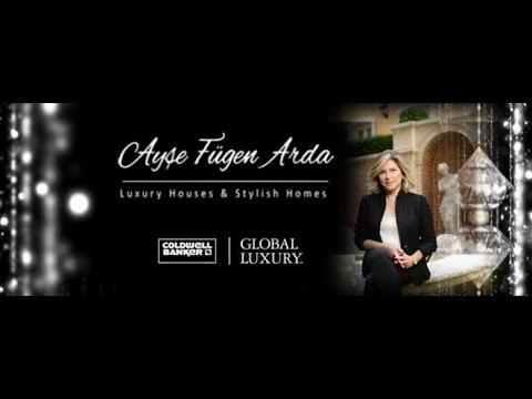 Bodrum Türkbükü Hebil Koyu'nda Muhteşem Konumda Satılık Villa
