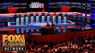 Entire Dem debate was to see who could go furthest left: Burgess