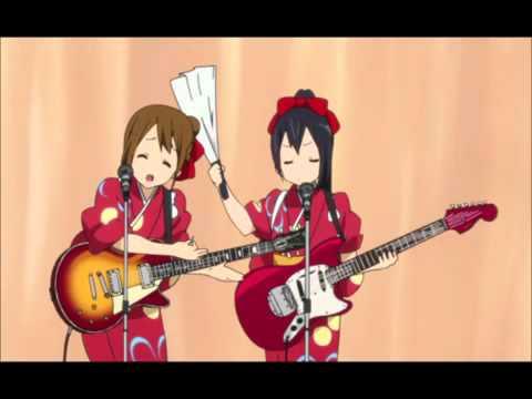 Yui and Azusa