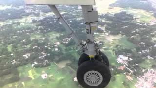 Chittagong Airport Landing