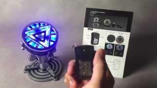 1:1 Arc Reactor 2 lighting modes via remote control