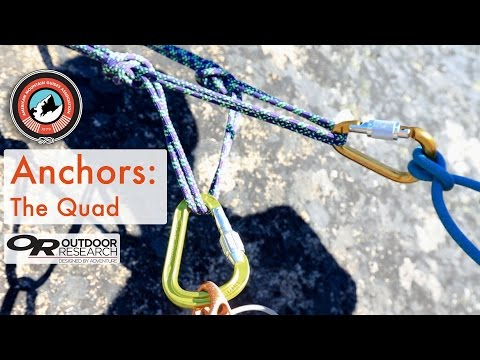 How To Build A Quad Anchor