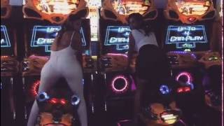 Kim Kardashian Booty Shake