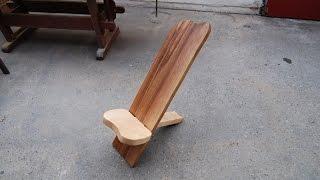 DIY | African stool