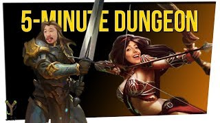 A 5-Minute Dungeon? | Winning In Just 5 MINUTES??