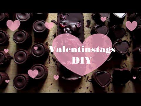 Xxx Mp4 Valentinstags DIY Pralinen Und Schokolade Champagne Supernova 3gp Sex