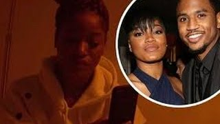 Keke Palmer Blasts Trey Songz over him Finessing her to be in his Music Video while she was Tipsy.