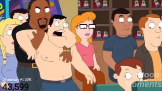 American Dad - Stan Gets Kicked out of A Bowling Tournament