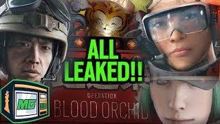 Next THREE Operators LEAKED!! - Rainbow Six Siege