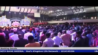 Sunday 1st service   23-6-2019