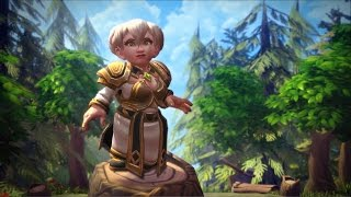 Heroes of the Storm – Chromie Trailer