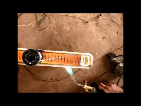 Пайка алюминиевого радиатора оловянным припоем - ItsDesi