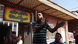 Iran, Ahvaz Discours d