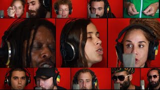 Happy 70th Birthday Bob Marley - Could You Be Loved [Acapella Version 2015] #MARLEY70
