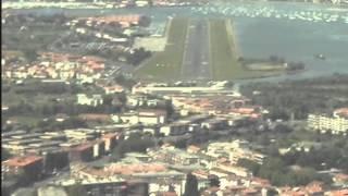 MD 87 LESO RWY 04