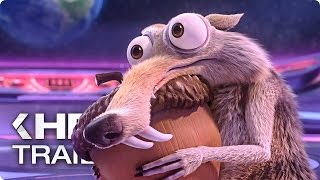 ICE AGE 5: Collision Course Official Trailer 3 (2016)