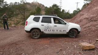 Dacia Duster vs Jeep Grand Cherokee