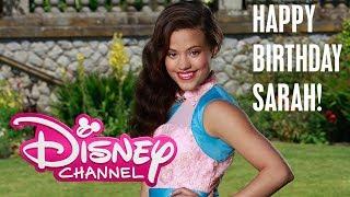 Happy Birthday Sarah Jeffery!   Disney Channel